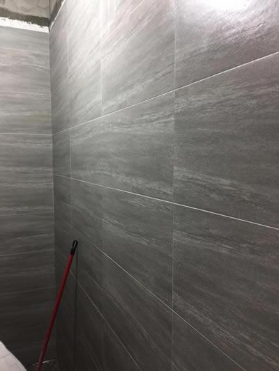 (同上,做完陳大哥很滿意!馬上又做一間一模一樣的)屏東陳先生 浴室興建-浴室裝修