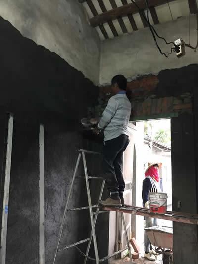 屏東麟洛鄉古宅翻修
