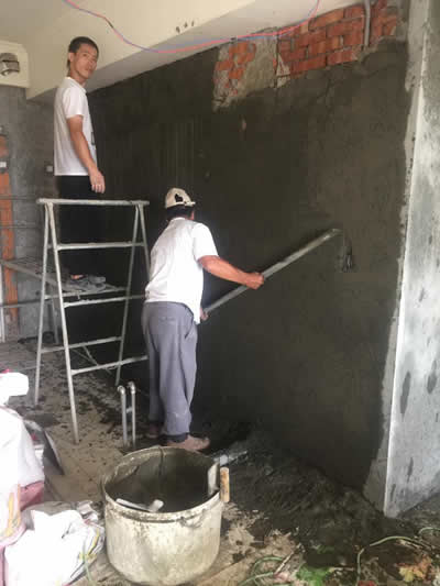 屏東瑞光路廁所翻修 拓寬工程