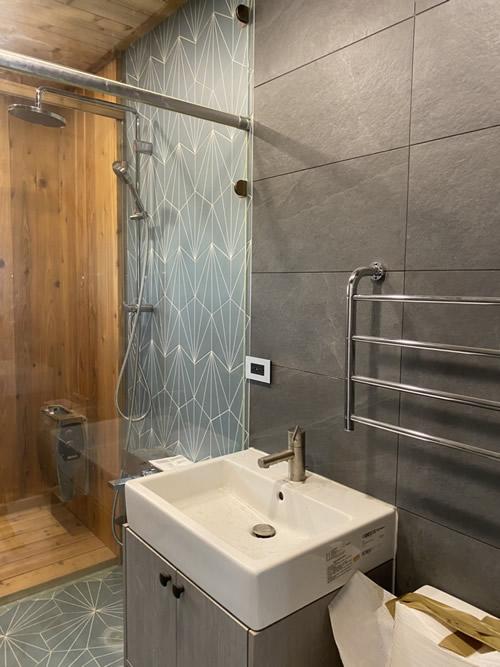 屏東市高級住宅 浴室修繕設計