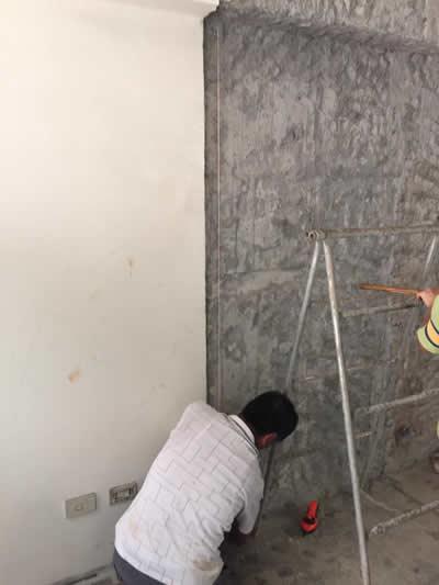 屏東瑞光路廁所翻修 拓寬工程-蓋房子