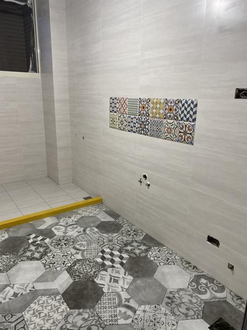 屏東市高級透天 浴室翻新設計-舊屋翻新