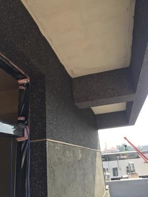 高雄大樹區 佛堂整修及防水工程-老屋翻修