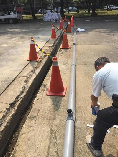 屏東部隊灌漿泥作工程 屏東道路翻修-老屋翻修